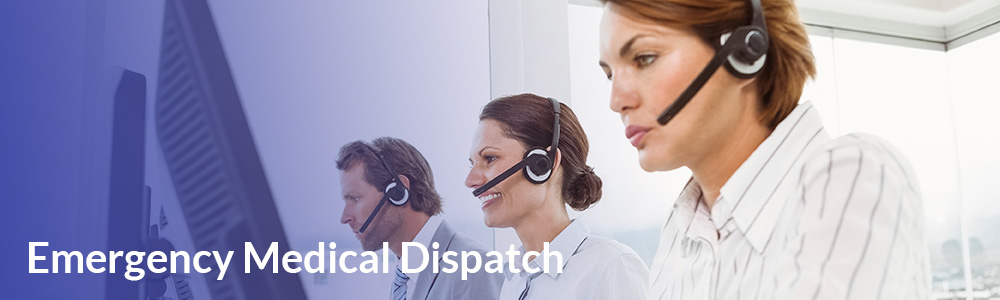 Emergency medical dispatch services