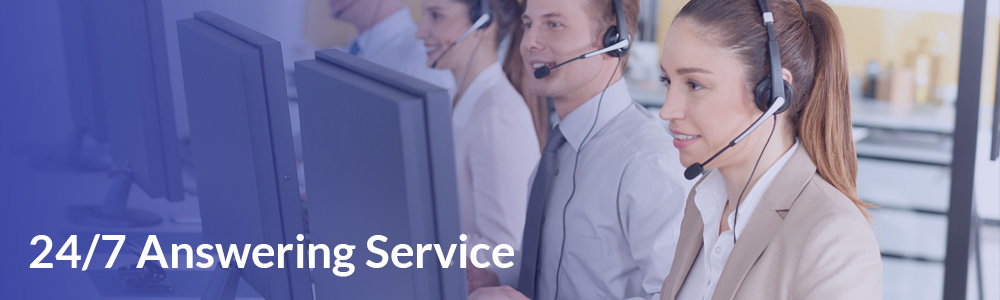24/7 Live Answering Service